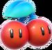 627px-Double Cherry Artwork - Super Mario 3D World