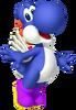 Flying Blue Yoshi YBA