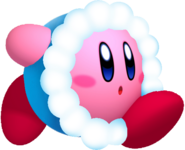 Freeze Kirby KDL3D