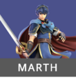 Marth SSBAether