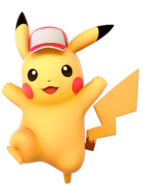 Pikachu CapAlt Ultimate