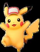 Pikachu CapAlt Ultimate
