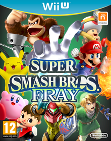 Super Smash Bros Fray boxart