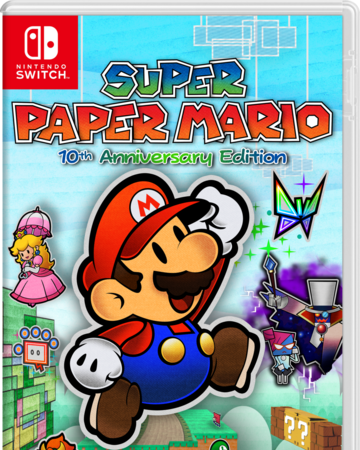Super Paper Mario - The Cutting Room Floor | 450x360