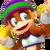 Tiny Kong Spirit Icon SSBE