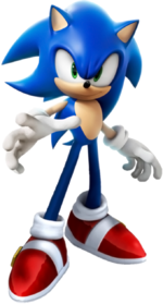 Wreck it ralph sonic render edit by phrozen123-d5i7gml