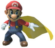 15.Mario with a cape 2