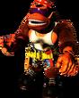Funky Kong Artwork - Donkey Kong Country 3