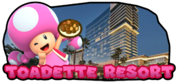 InfinityRemixCourse Toadette Resort