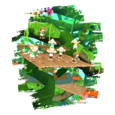 JSSB stage preview icon - Jumble Jungle