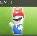 Rabbid Mario (SSBBU)