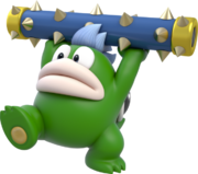 Spike - Super Mario 3D World