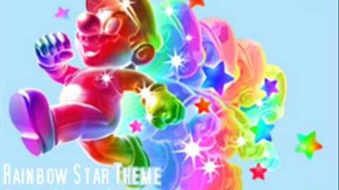 Super Mario Galaxy Rainbow Star Invincibility Music