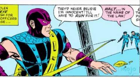 Superhero Origins Hawkeye-0