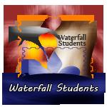 WaterfallStudentsStratosball