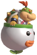 4.1. Bowser Jr in his Clown Car