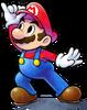 713px-Mario - MarioLuigi-PaperJam