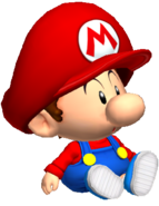 Baby Mario....