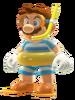 Diving Suit Mario 1