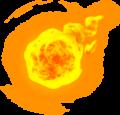 Fireball ball