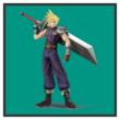 JSSB character preview icon - Cloud