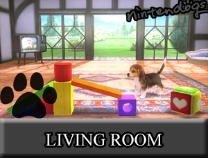 Living Room SSB stage