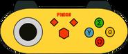 Pharo-Retro-Yellow