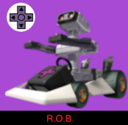 R.O.B. in Mario Kart 9