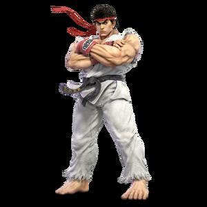 Ryu SSBUltimate