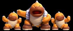 Sumo Bros., New Super Mario Bros. U