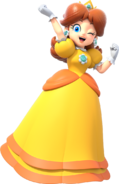 SuperMarioParty Daisy