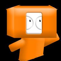 Tkr orange