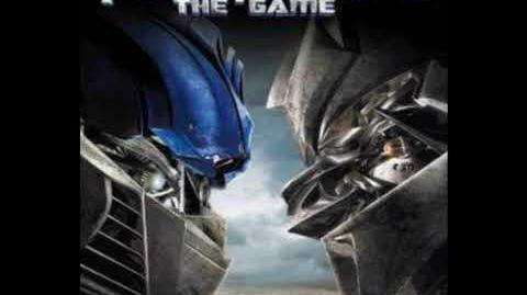 Transformers The Game - City 2 Boss Decepticons 2