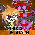 ColdBlood Icon Ferris & MLY-44