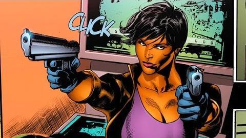 Comic Book Origins Amanda Waller