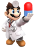 Dr mario render by assassannerr-d8czco2