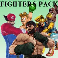 FightersPackSGY