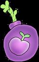FruitBomb Eggple