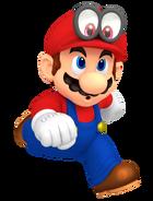 Mario running with cappy improved version by nintega dario dbk5g9a-pre