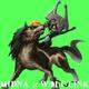 Midna Wolf Link SSBD