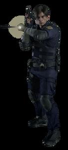 Resident evil 2 2019 leon s kennedy png 1 by mintmovi3 dcxgrxi-pre