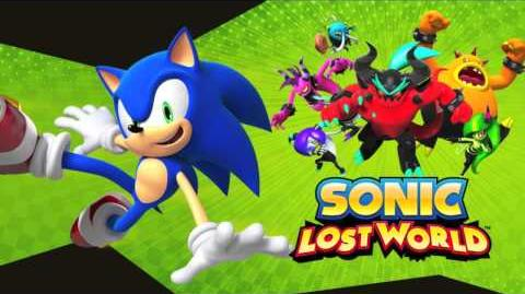Sonic Lost World (Wii U 3DS) - Boss Theme 1