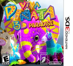 VivaPinata3DparadiseUSA