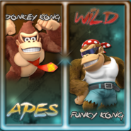 Wild Apes SR