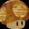 Wood shroom
