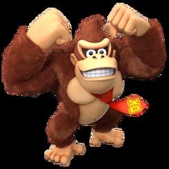 Donkey Kong Blank