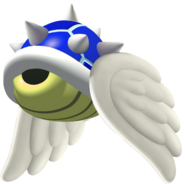 Flying Blue Shell 64
