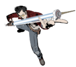 Travis Touchdown (No More Heroes)