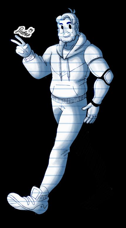 Captain Turbo - Gaiaflux - Finished