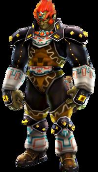 Ganondorf Costume 2 - HW DLC